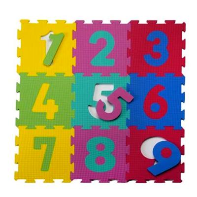 Babytolove legetæppe tal
