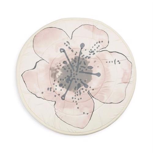 Elodie Details - Legetæppe - Blå Blomst