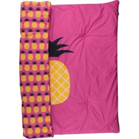Freds World - legetæppe ananas