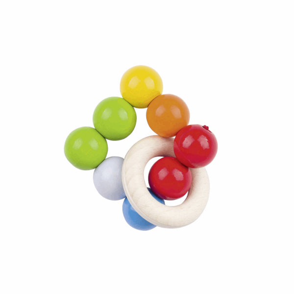 Goki heimess rangle med farvede kugler