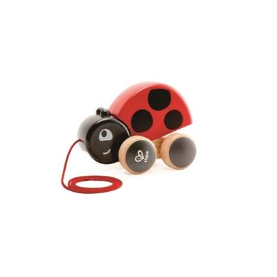 Hape Pull Along Ladybug