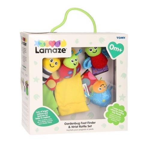 Lamaze, rangle til arme og fødder