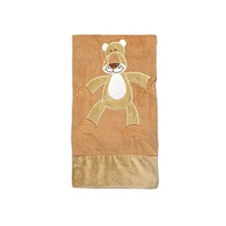 Løve Diinglisar legetæppe - Teddykompaniet