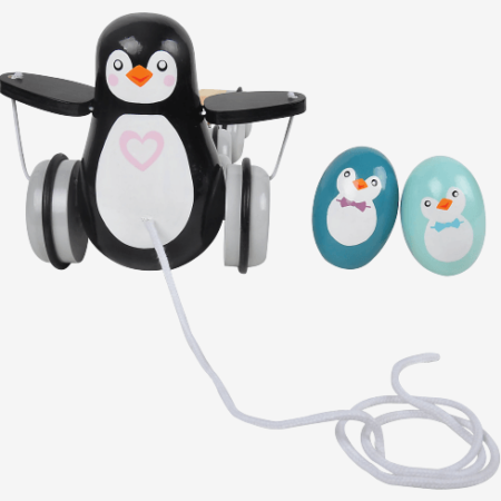 Magni pull along - Pingvin