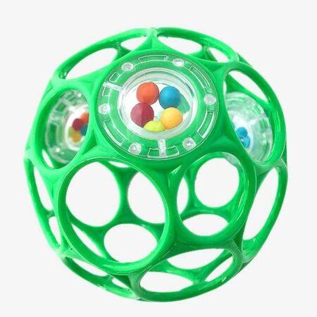 Oball rangle - Motorisk bold - Grøn
