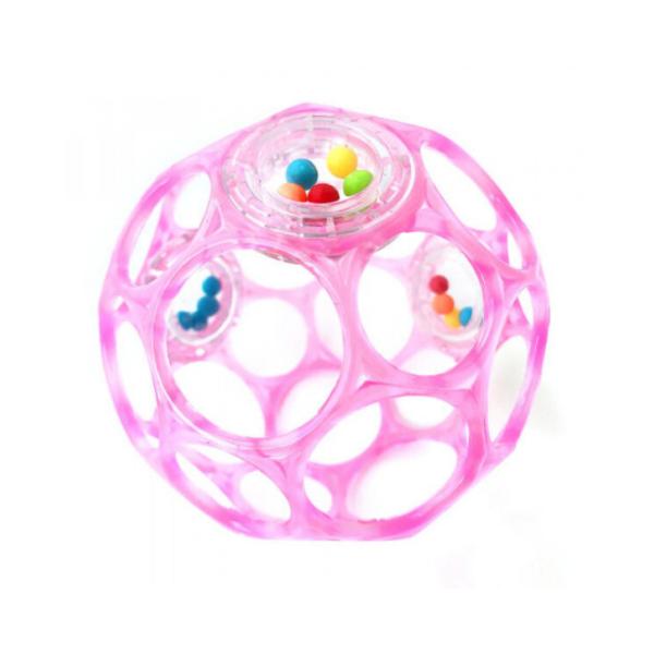 Oball rangle bold i lyserød
