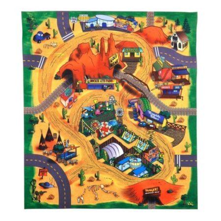 Ørken legetæppe til biler