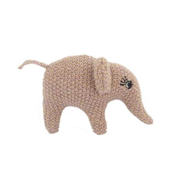 Rangle, elefant, rosa