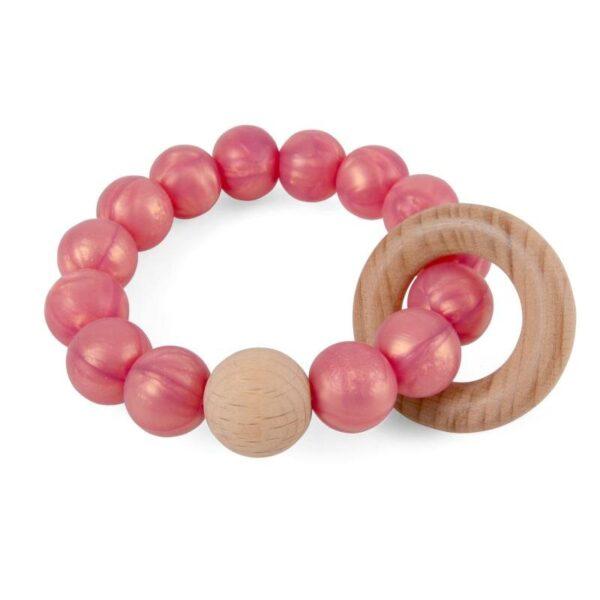 Rangle, silikone, rosa