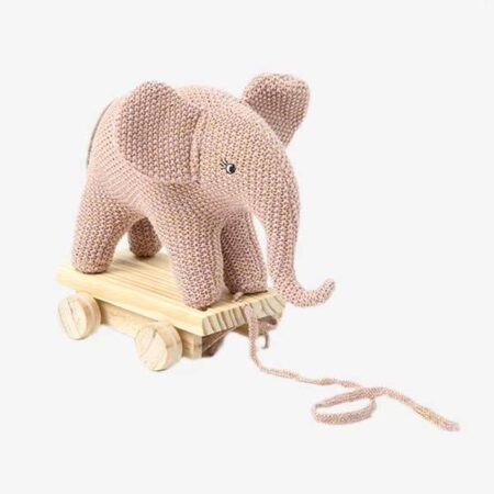 Smallstuff pull along - Elefant