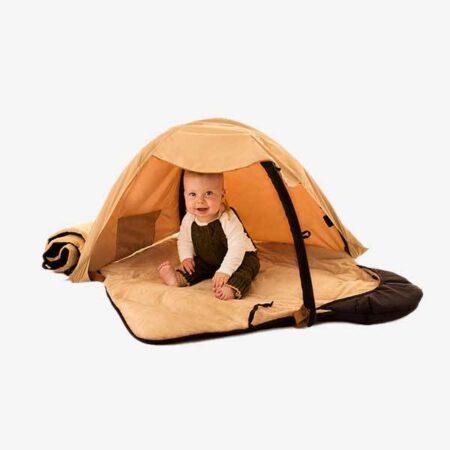 UV-sejl til Sleepbag soveposen og legetæppet
