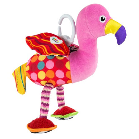 Fiona Flamingo rangle