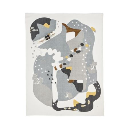 Kidsconcept vævet legetæppe - NEO 130 x 170 cm